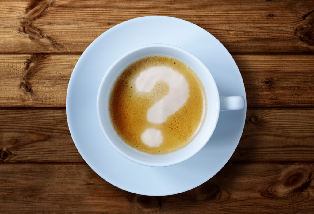 TMI? Coffee's good then it's bad. Can we really believe the health experts?