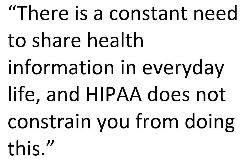 major question in healthcare