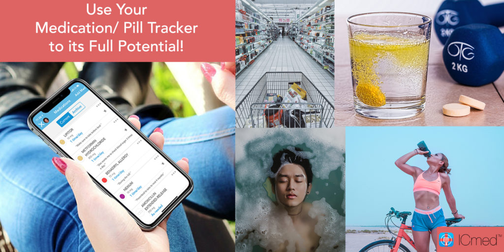 Use Your Medication Tracker to Its Full Potential